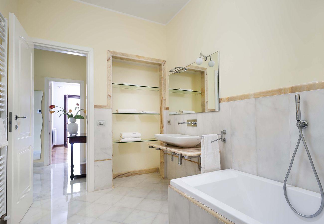 Villa a Custonaci - Villa con piscina al mare a Trapani, Sicily