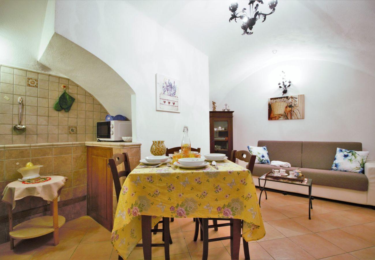 Appartamento a Sperlonga - curato nei minimi dettagli questa casa è situata nel cuore di Sperlonga