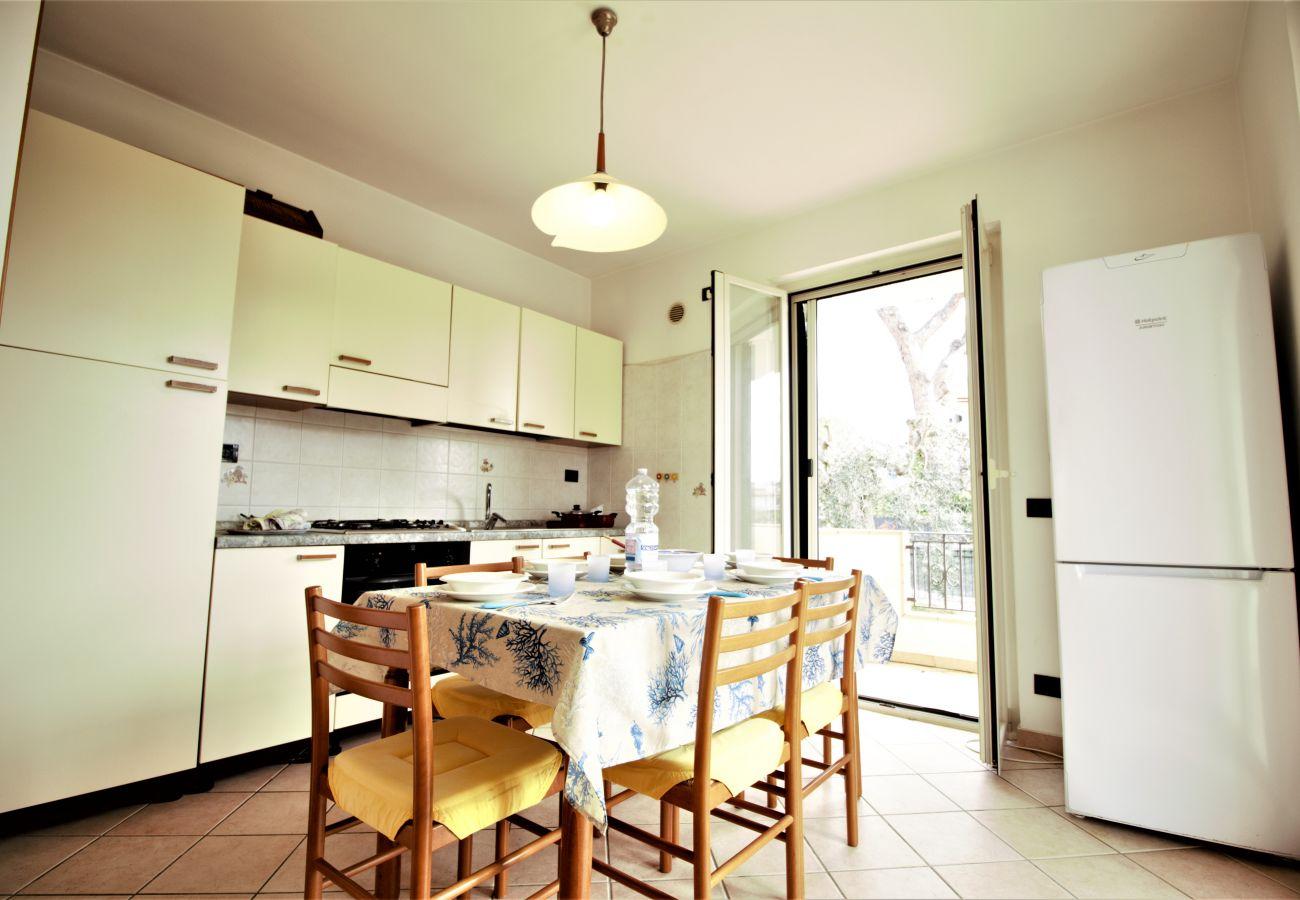 Villa a Sperlonga - più comfort più spazio più privacy per una comoda vacanza