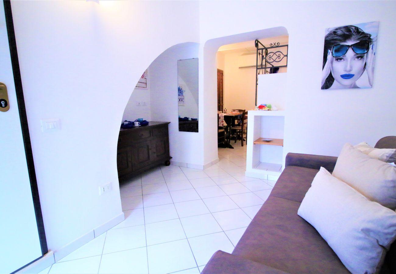 Appartamento a Sperlonga - l'atmosfera del centro storico in un unica casa